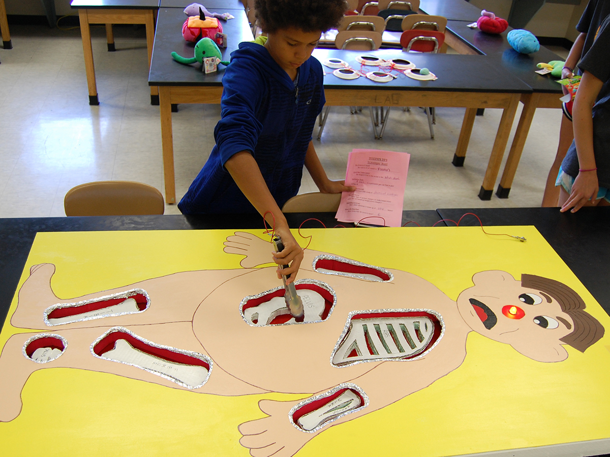 Operation t Haverford Science Academy Discovery Day 2017